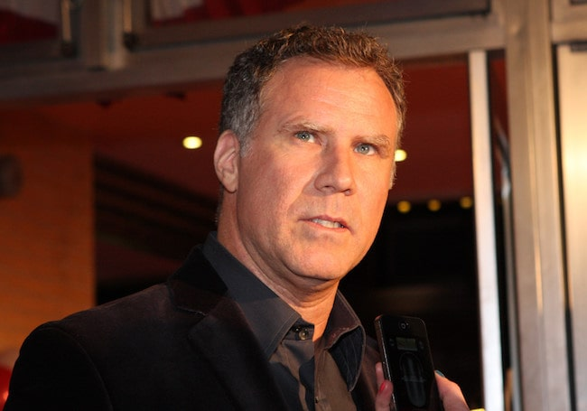 Will Ferrell for 'The Campaign' red carpet event at Fox Studios in 2012