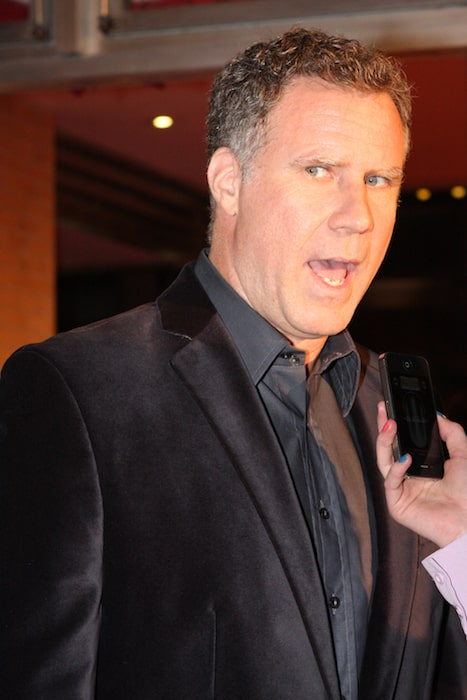 Will Ferrell in Sydney for 'The Campaign' red carpet event at Fox Studios in the year 2012