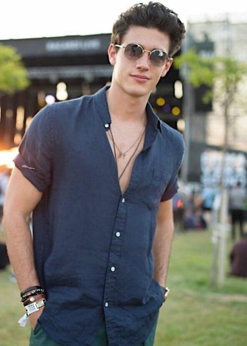 Xavier Serrano as seen in June 2018