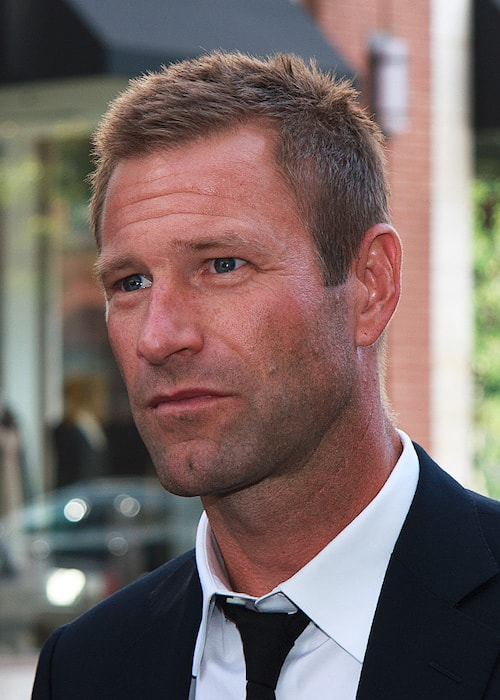 Aaron Eckhart at Toronto International Film Festival 2010
