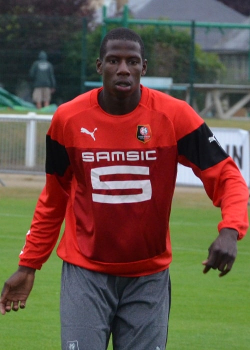 Abdoulaye Doucouré as seen in July 2014
