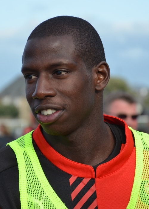 Abdoulaye Doucouré as seen in July 2015