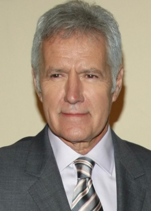 Alex Trebek at the 71st Annual Peabody Awards ceremony in May 2012