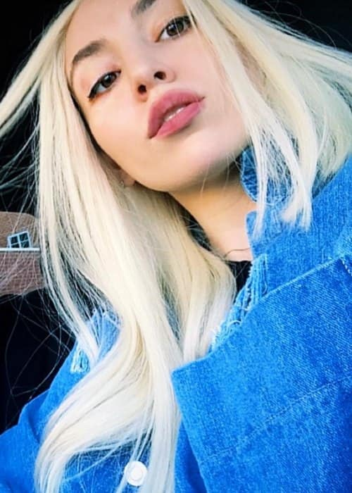 Ava Max as seen in August 2018