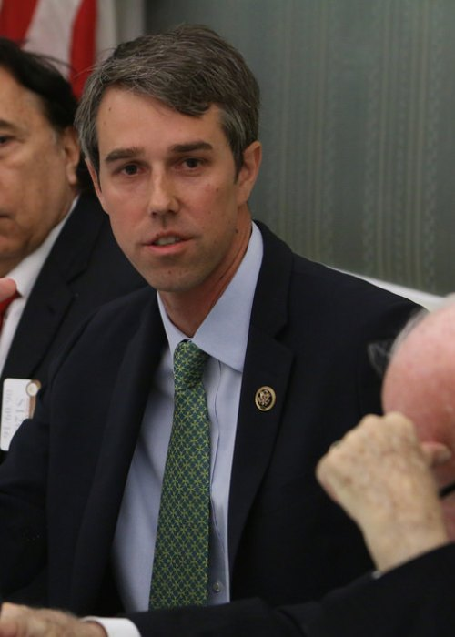 Beto O'Rourke at the President's Leadership Council in June 2016