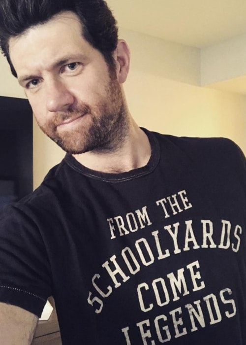 Billy Eichner as seen in October 2018