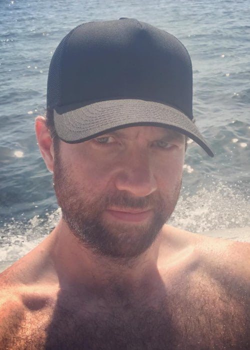 Billy Eichner in a selfie in September 2018