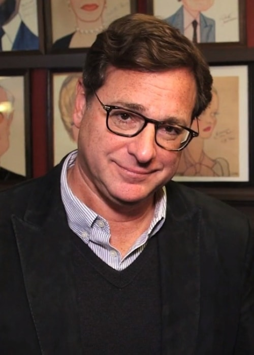 Bob Saget as seen in October 2015