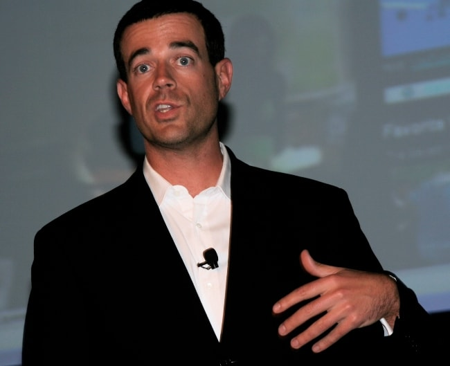 Carson Daly in May 2007