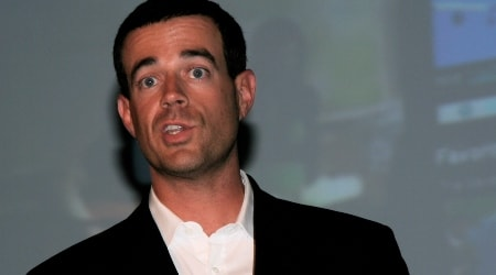 Carson Daly Height, Weight, Age, Body Statistics