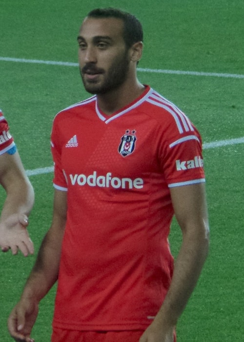 Cenk Tosun as seen in August 2018