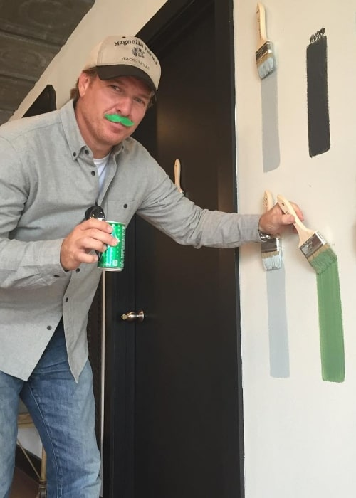 Chip Gaines as seen in March 2016