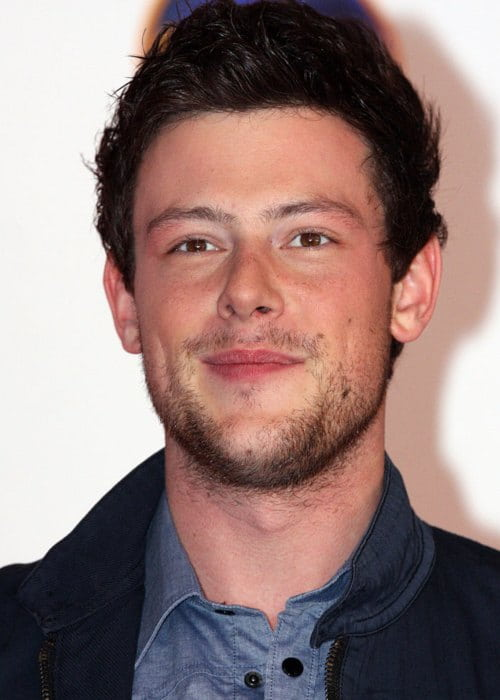 Cory Monteith at Westfield Sydney in December 2011