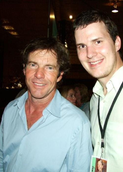 Dennis Quaid (Left) as seen in May 2006