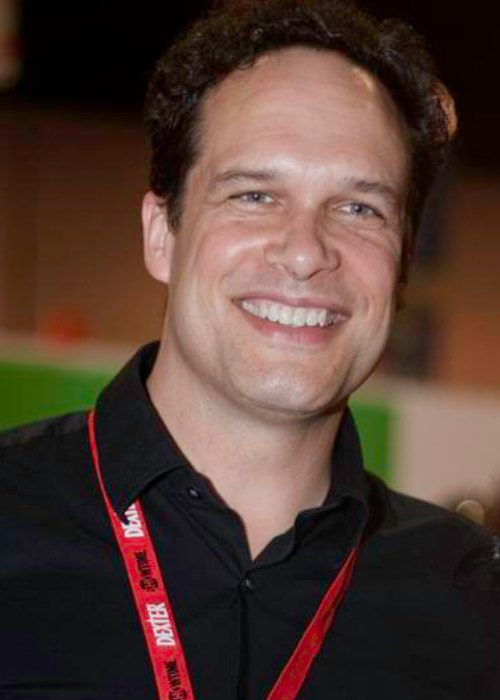 Diedrich Bader at the 2010 Comic-Con International