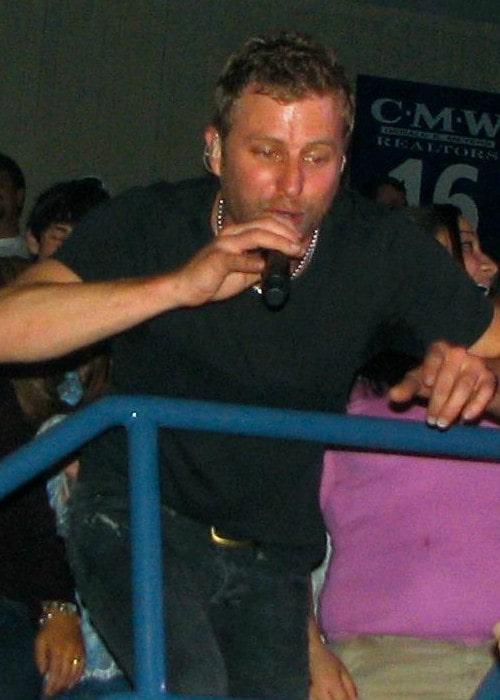 Dierks Bentley as seen in March 2007