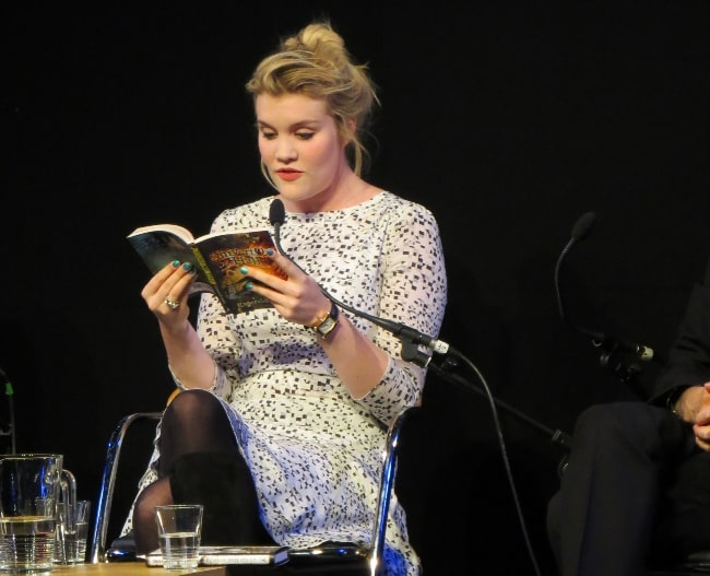 Emerald Fennell as seen in May 2013