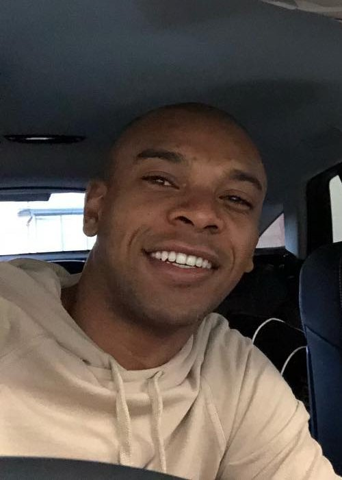 Fernandinho in an Instagram selfie as seen in March 2018