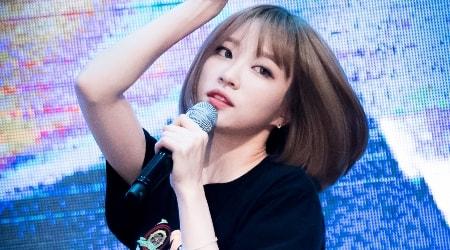 Hani (Ahn Hee-yeon) Height, Weight, Age, Body Statistics