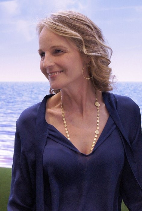 Helen Hunt as seen in February 2015