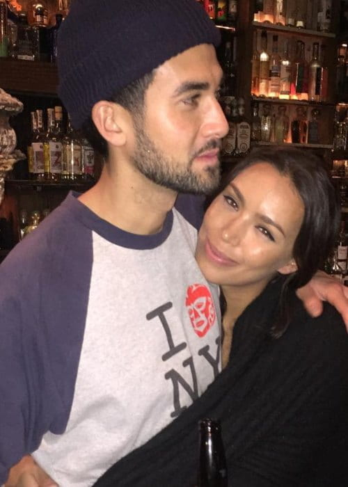 Ilfenesh Hadera and Alex Soroken as seen in February 2016