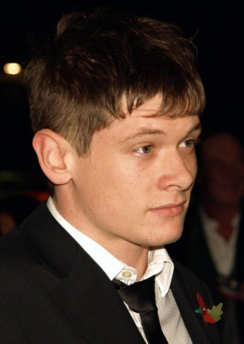 Jack O'Connell at the Harry Brown film premiere in 2009