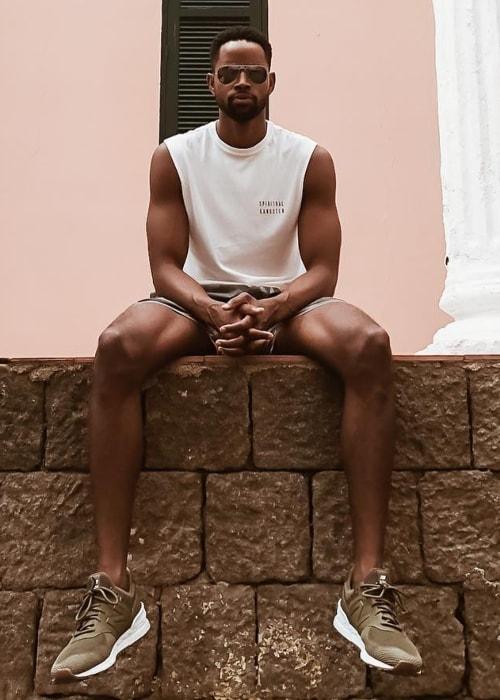 Jay Ellis as seen in July 2018