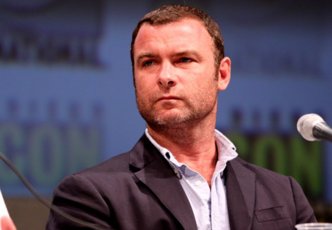 Liev Schreiber at the 2010 San Diego Comic Con