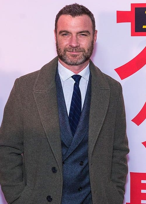 Liev Schreiber at the Metropolitan Museum of Art in New York in March 2018