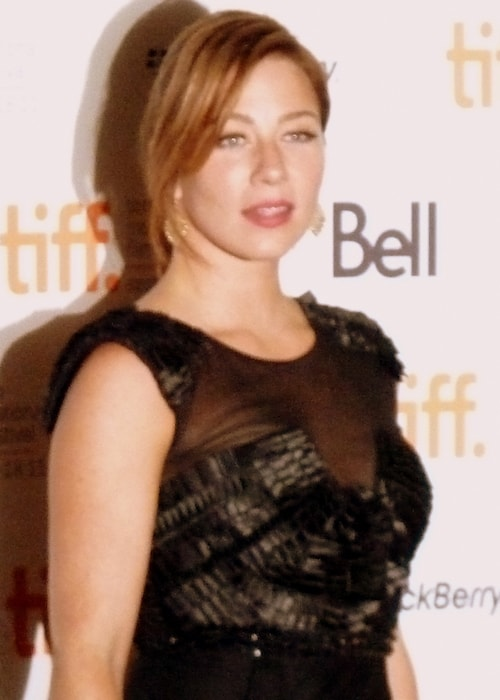 Lynn Collins during Toronto Film Festival 2011