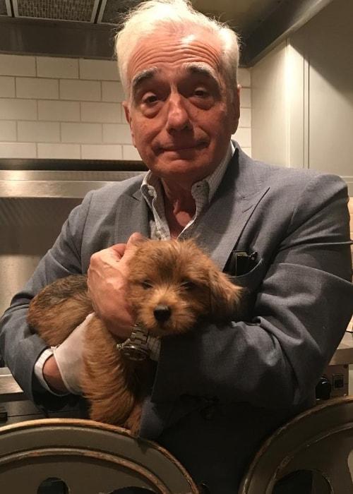 Martin Scorsese as seen in October 2017
