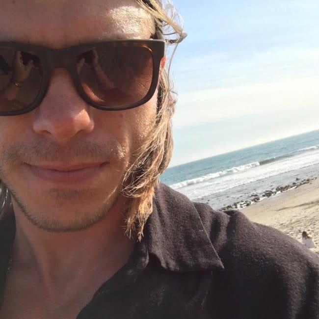 Matthew Lawrence in an Instagram selfie as seen in August 2016