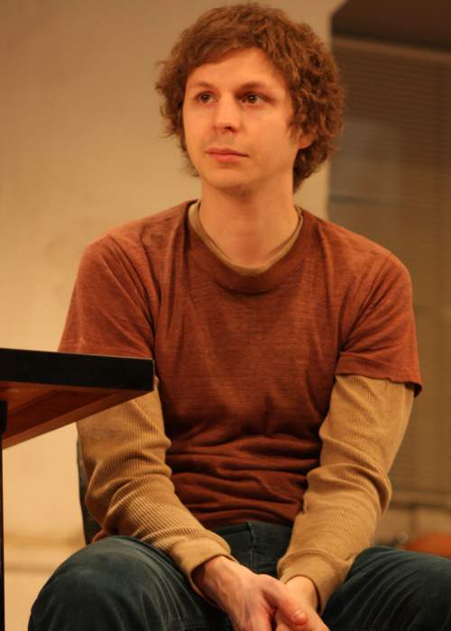 Michael Cera portraying the character of Warren in This Is Our Youth play in 2012