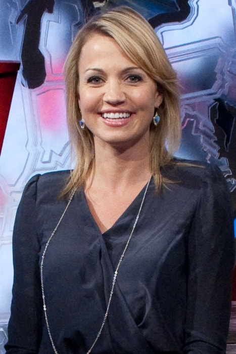Michelle Beadle as seen in September 2010