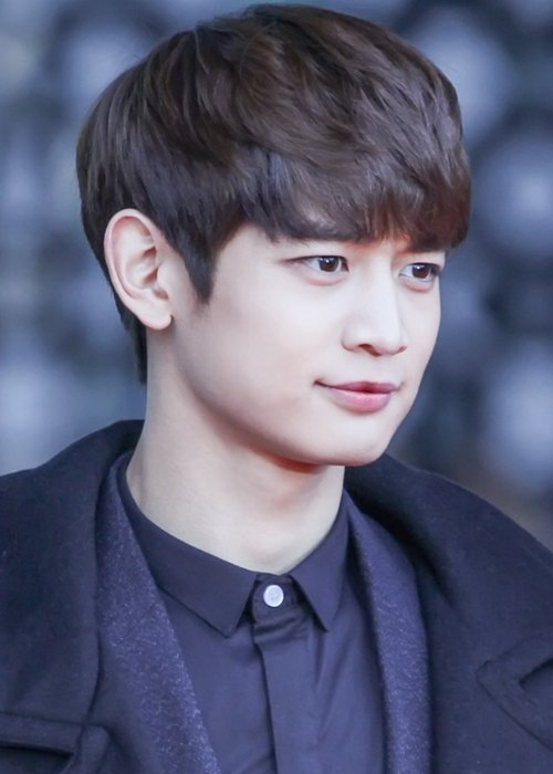 Minho as seen in January 2015