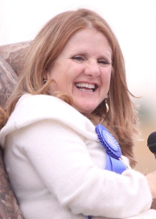 Nancy Cartwright as seen at Veterans Day parade in Phoenix, Arizona in November 2011