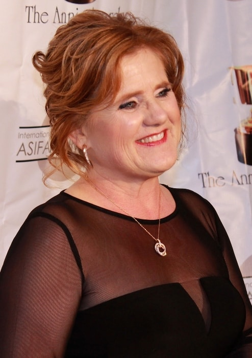 Nancy Cartwright as seen at the 41st Annual Annie Awards in February 2014