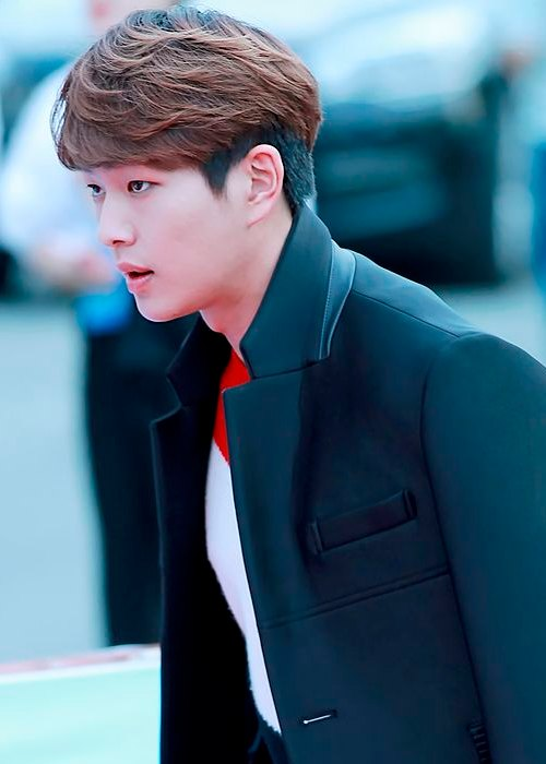 Onew at the Hallyu Dream Festival in September 2015