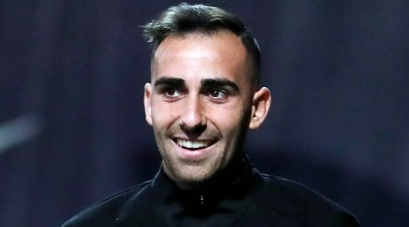 Paco Alcácer Height, Weight, Age, Body Statistics