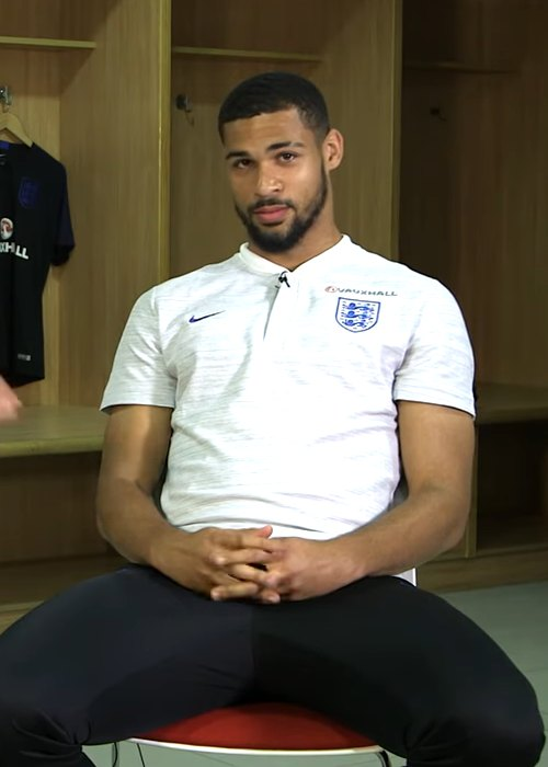 Ruben Loftus-Cheek as seen in May 2018
