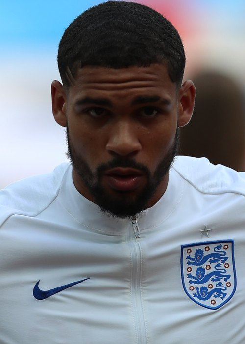 Ruben Loftus-Cheek before the 2018 FIFA World Cup group stage match between England and Panama