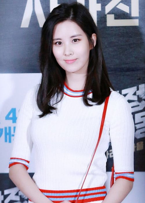 Seohyun at VIP premiere of film Phantom Detective in May 2016