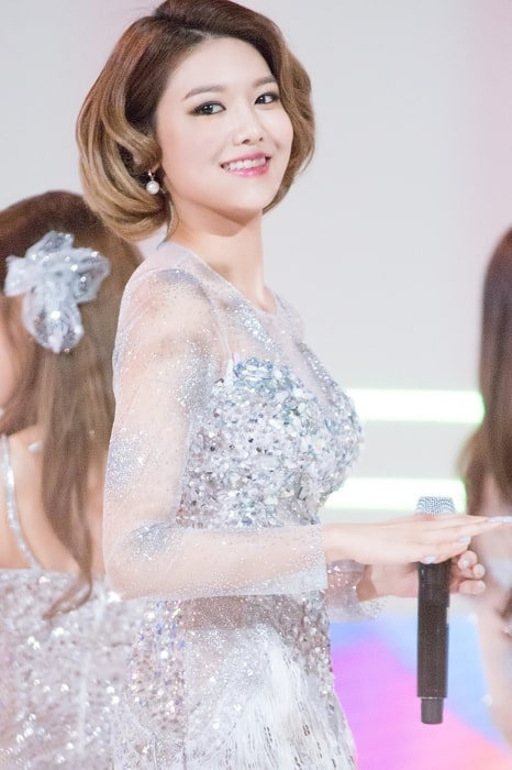Sooyoung at Style Icon Asia in March 2016