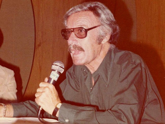 Stan Lee as seen around 1980