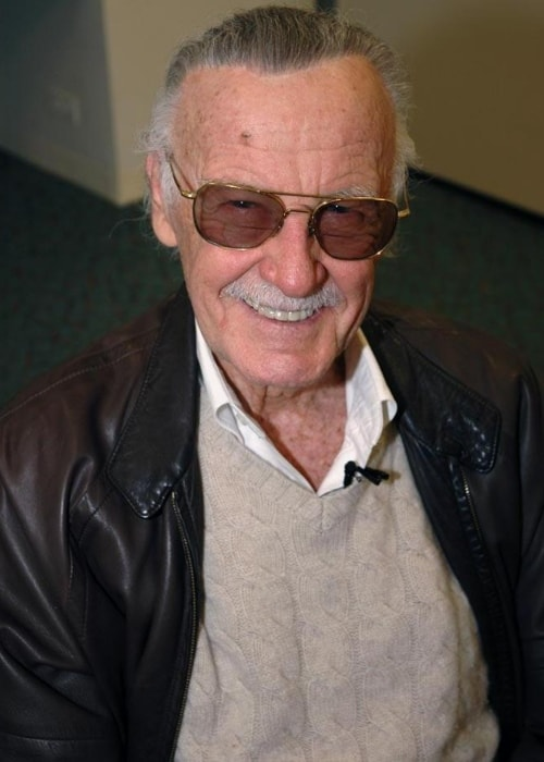 Stan Lee as seen in February 2007