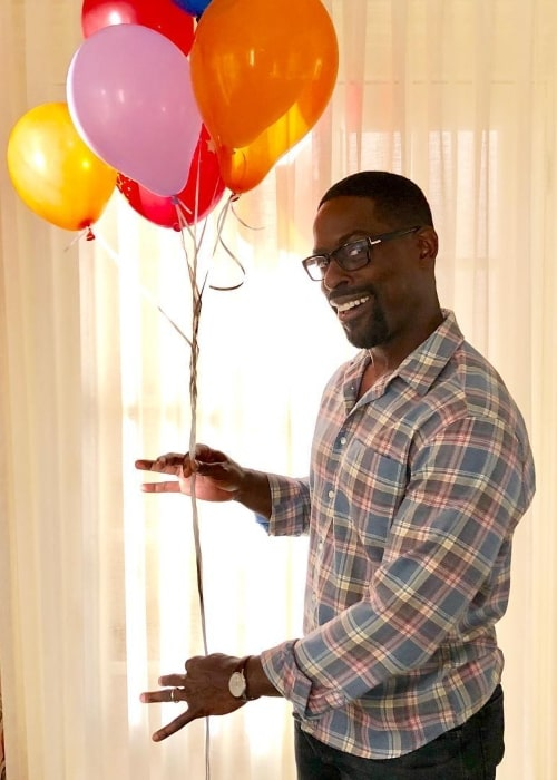 Sterling K. Brown as seen in September 2018