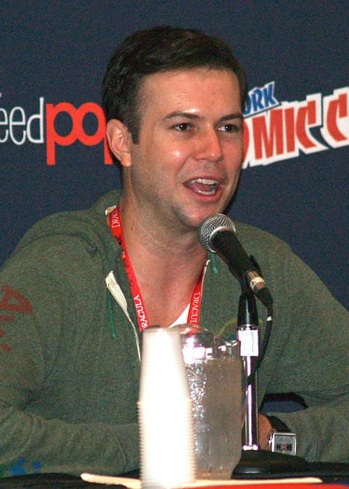 Taran Killam at the Jacob K. Javits Convention Center in October 2013