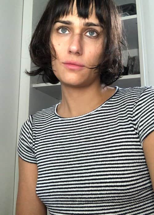 Teddy Geiger in an Instagram post in September 2018