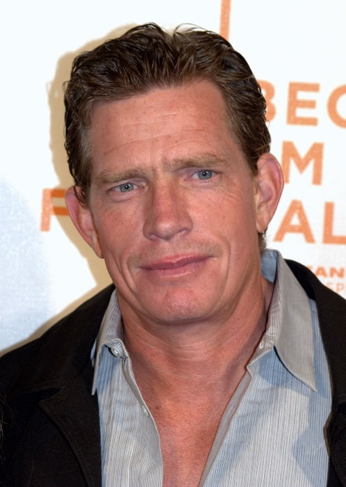 Thomas Haden Church as seen at the Tribeca Film Festival premiere of 'Don McKay' in May 2009