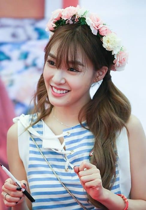 Tiffany Young as seen in June 2016
